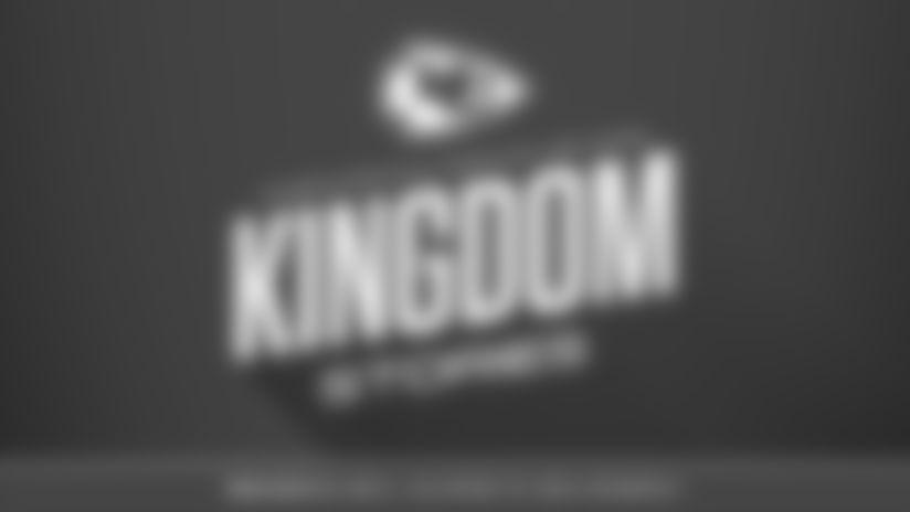 Kingdom Stories: Damien Wilson