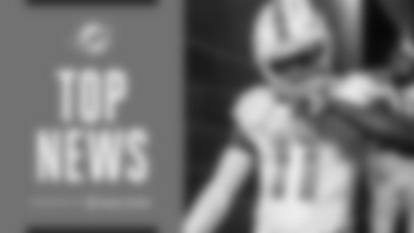 Top News: DeVante Parker's Focus Is On Winning