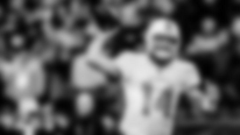 Ryan Fitzpatrick's Magical Final Drive Defeats Patriots