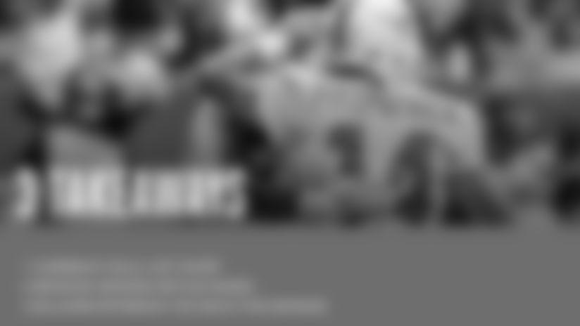 John Congemi's Three Takeaways From Dolphins-Redskins