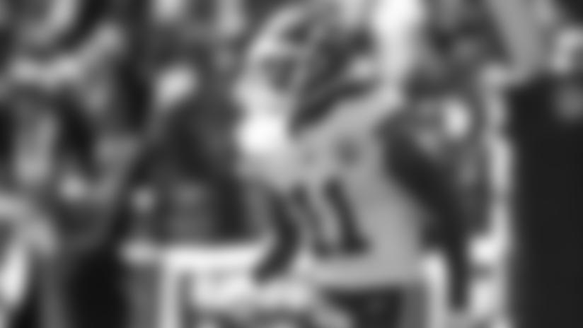 Chiefs vs. Raiders: Demarcus Robinson Highlights