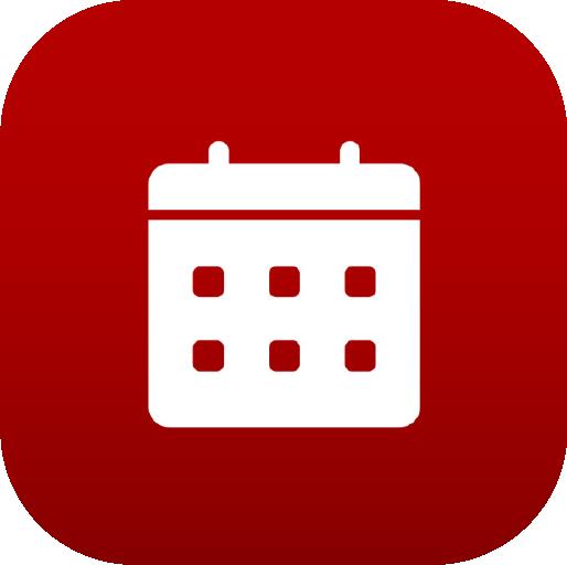 Icons-White-RedGradient-Calendar