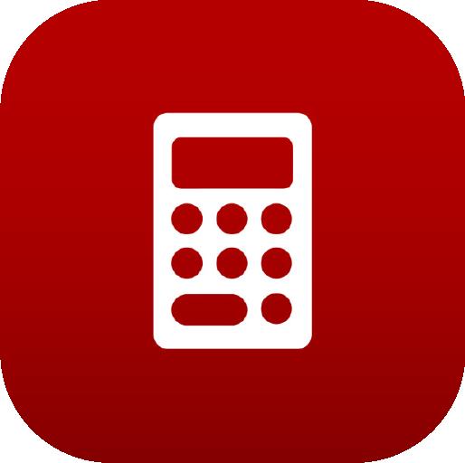 Icons-White-RedGradient-Calculator