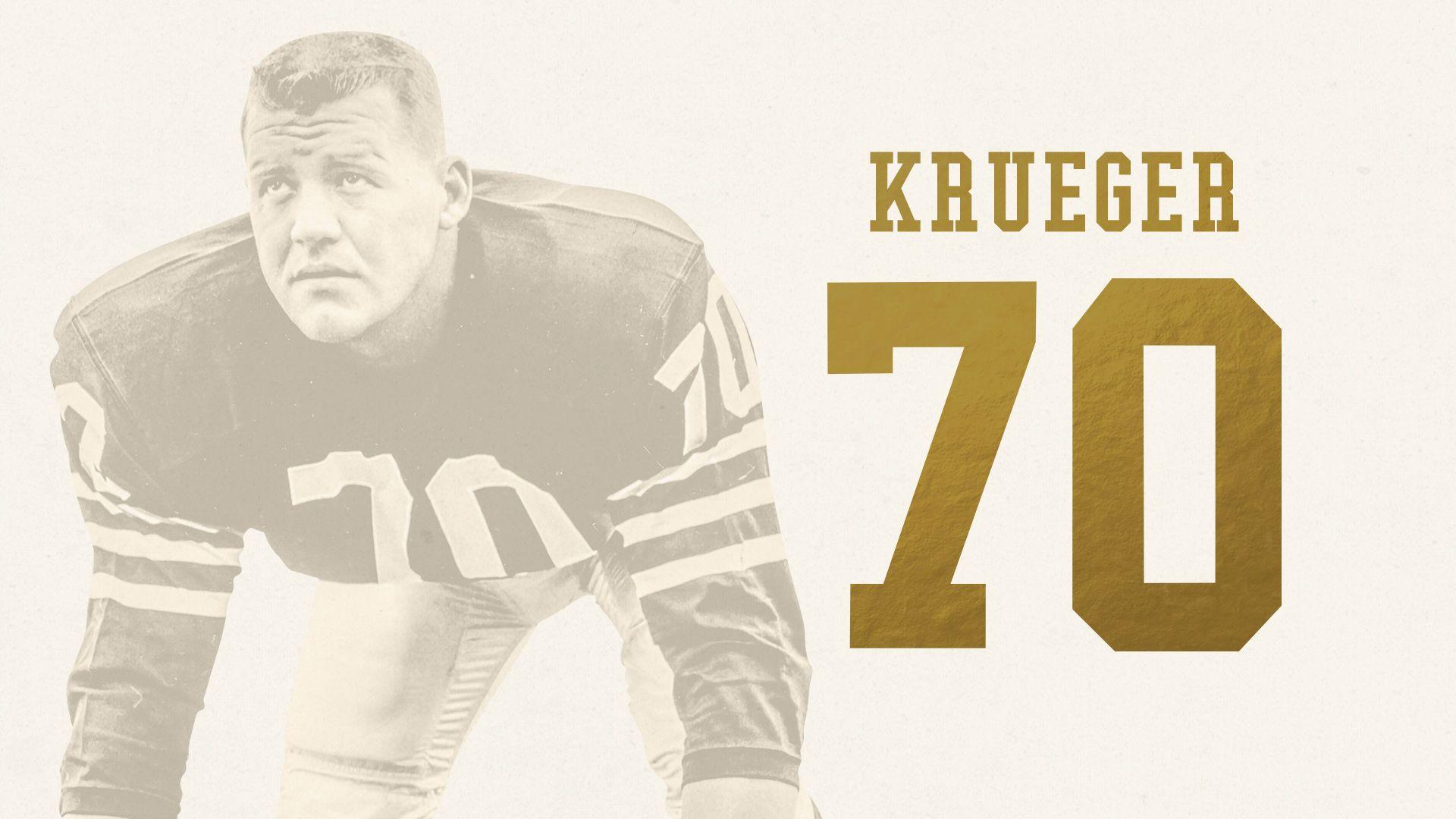 Charlie Krueger, DT (1959-1973)