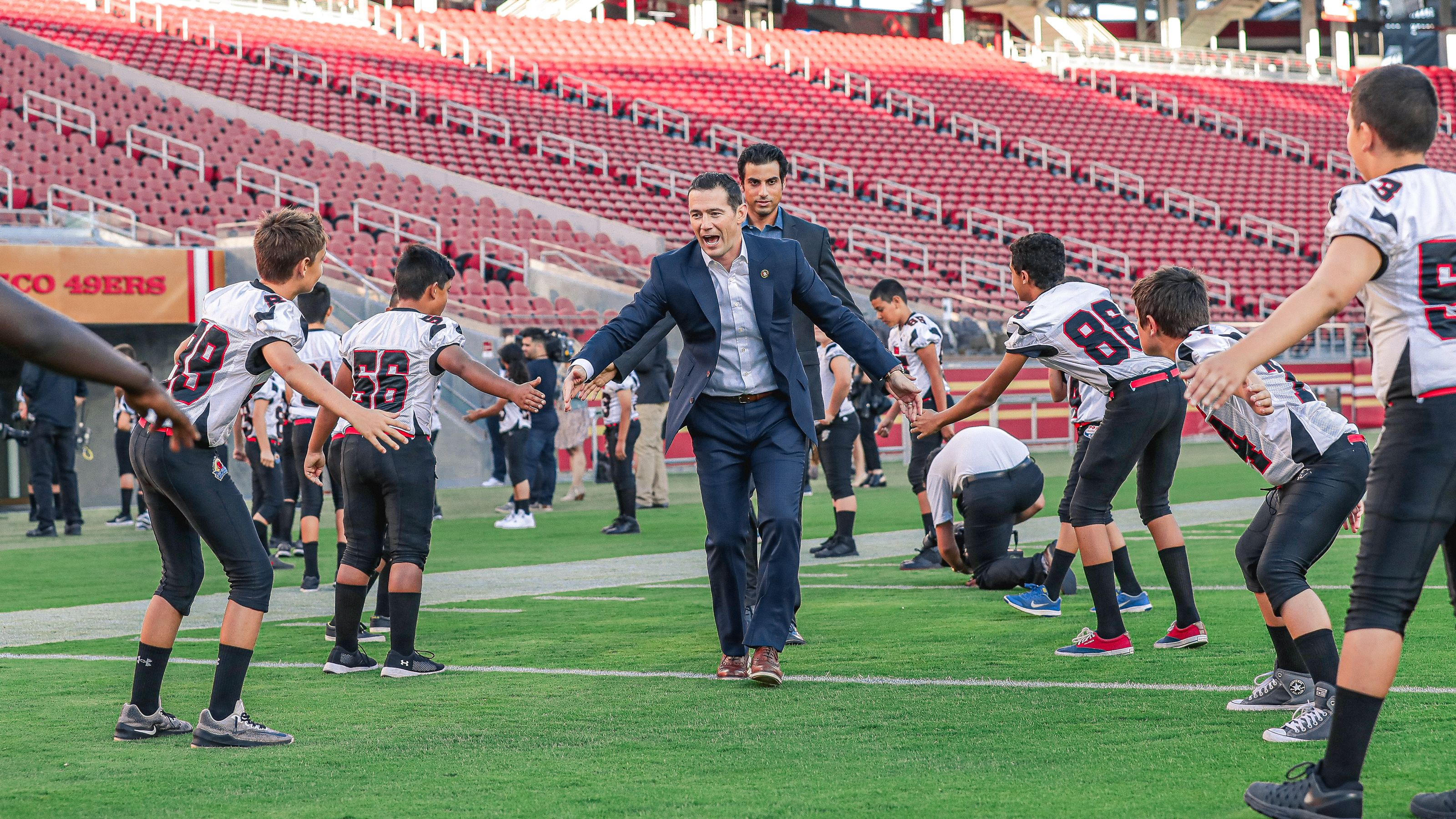 Check out our exclusive interview with 49ers President Al Guido!