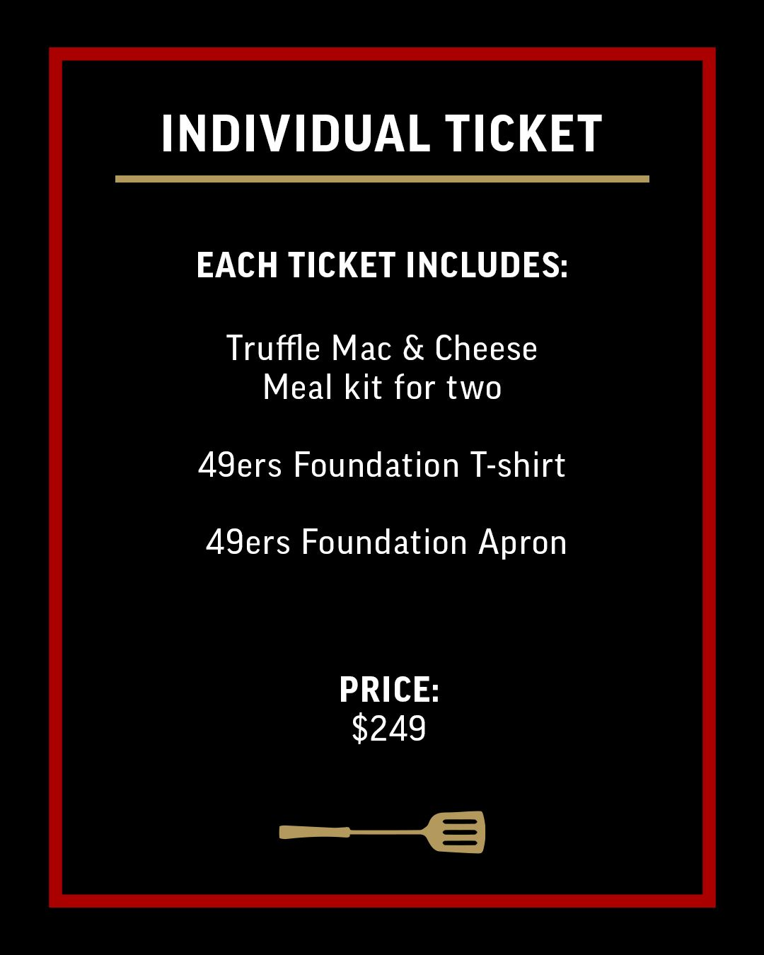 Regular Ticket-Ticket Option-4x5