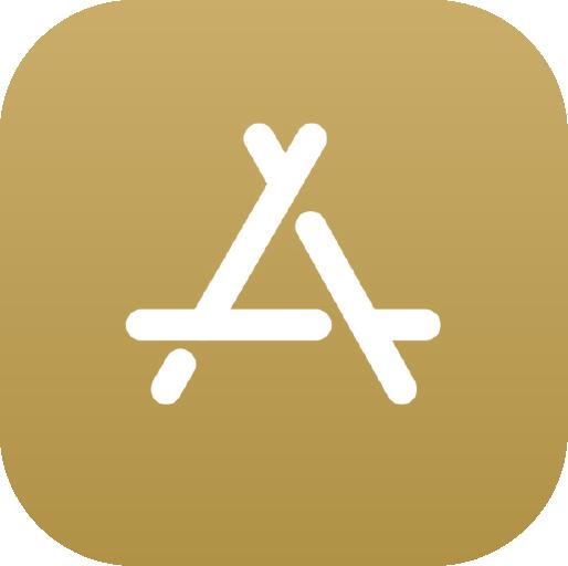 Icons-White-GoldGradient-AppStore
