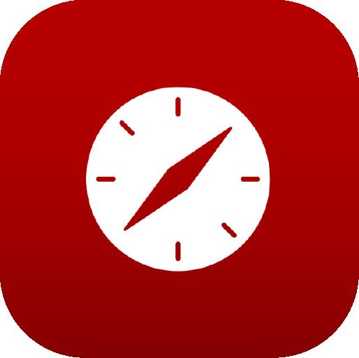 Icons-White-RedGradient-Safari