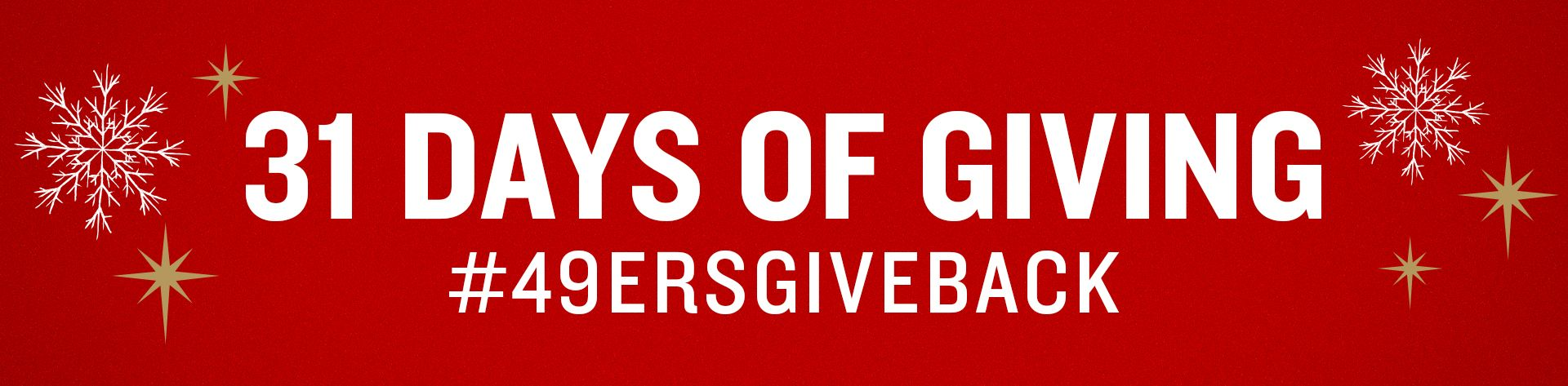 31DaysofGiving