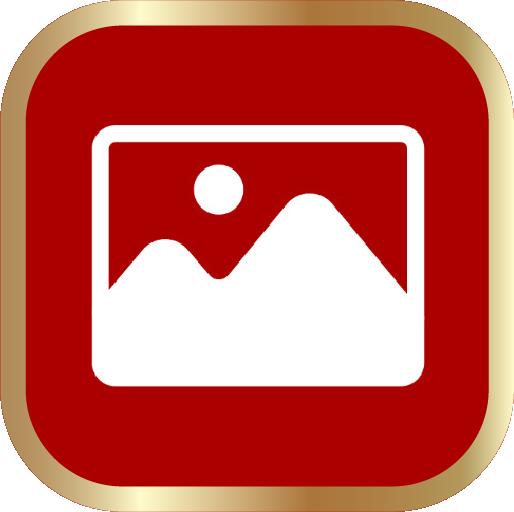 Icons-White-RedwGoldOutline-Photos