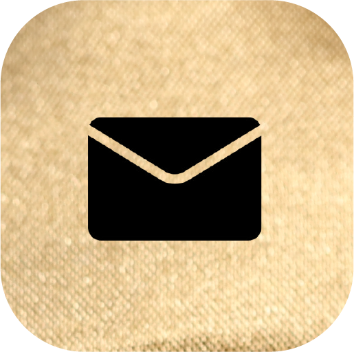Icons-Black-GoldTexture-Mail