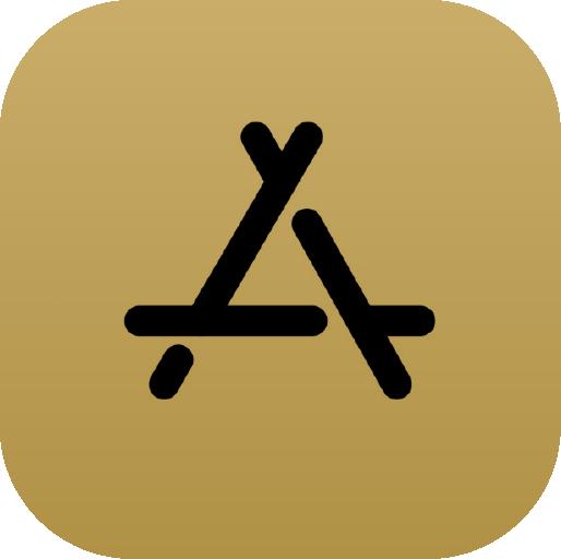 Icons-Black-GoldGradient-AppStore