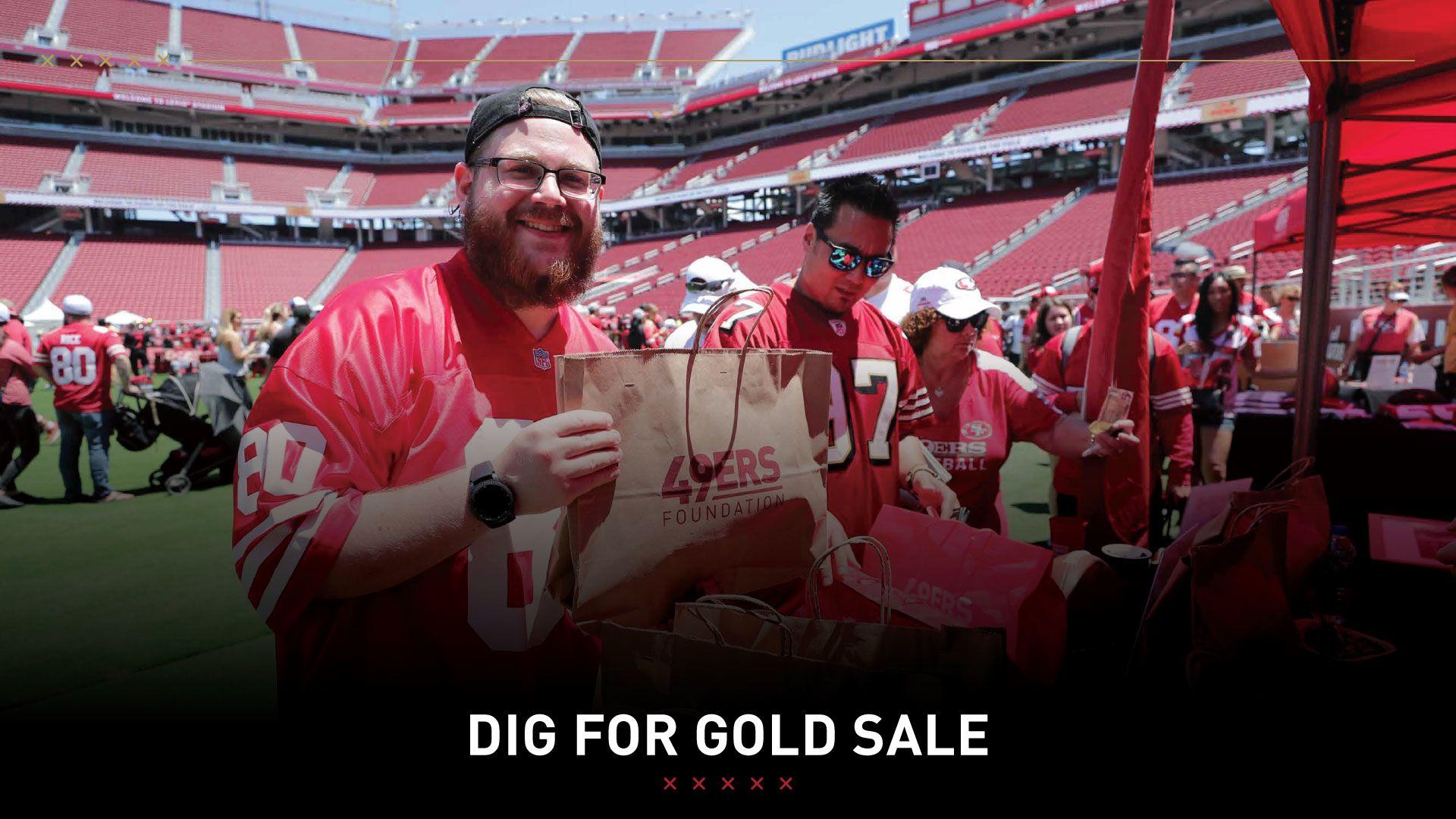 Dig For Gold Sale