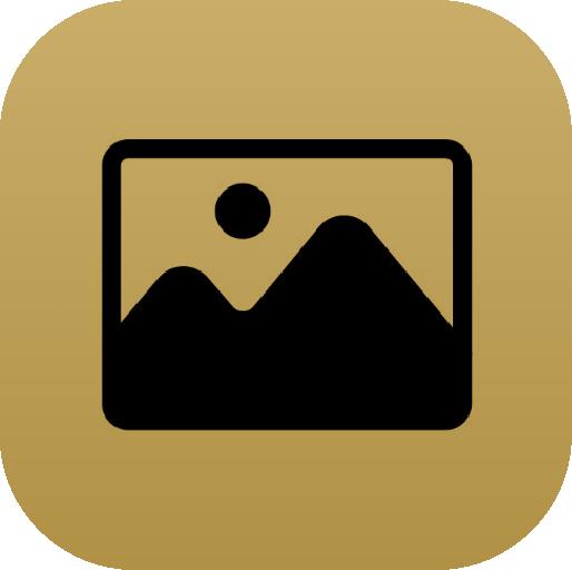 Icons-Black-GoldGradient-Photos