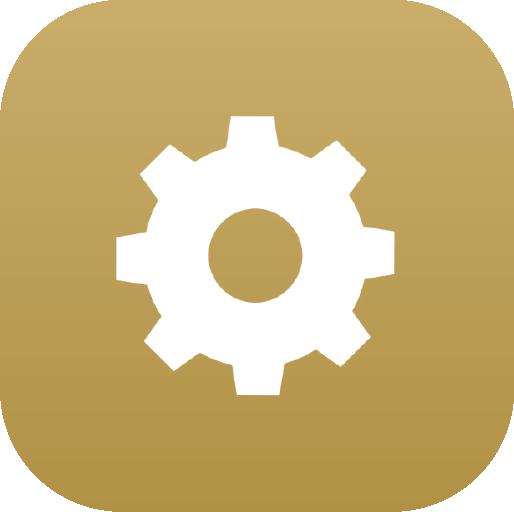 Icons-White-GoldGradient-Settings