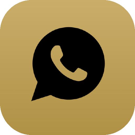 Icons-Black-GoldGradient-WhatsApp