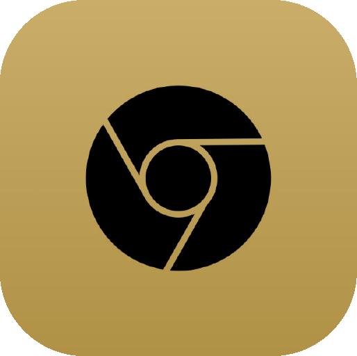Icons-Black-GoldGradient-Chrome