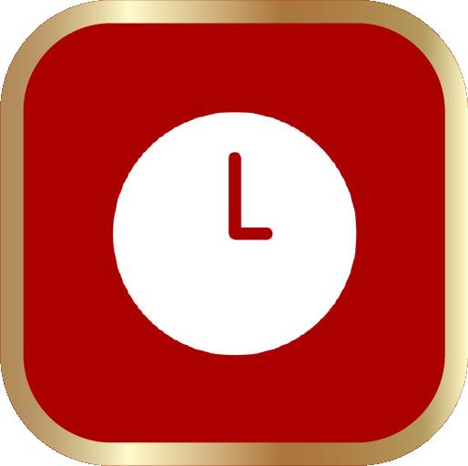 Icons-White-RedwGoldOutline-Clock