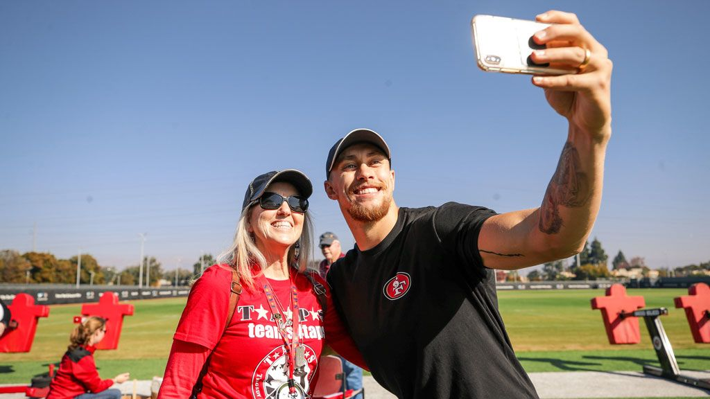 December 8: 49ers Honor Military Families for Salute to Service