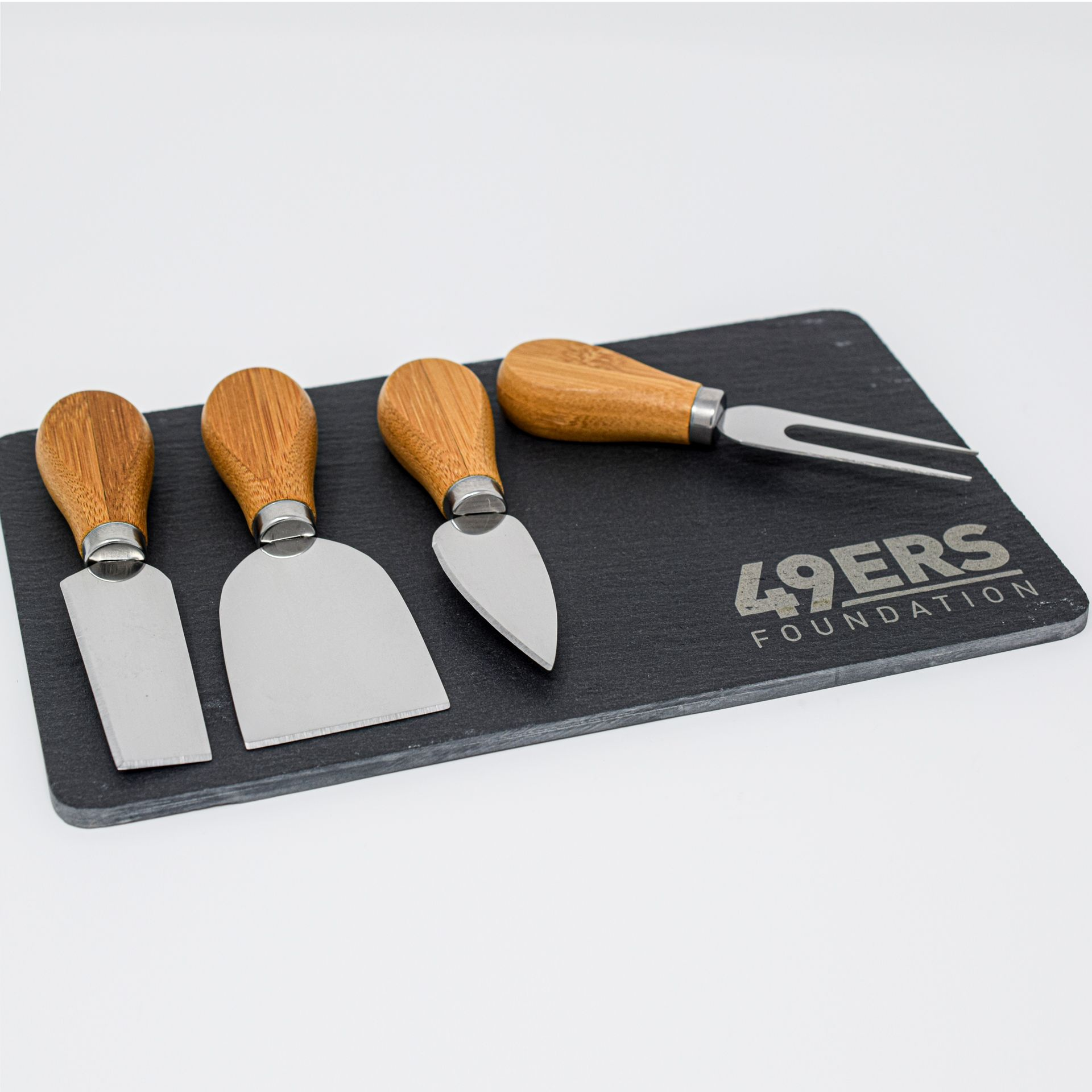 Slate Cutting Board Set