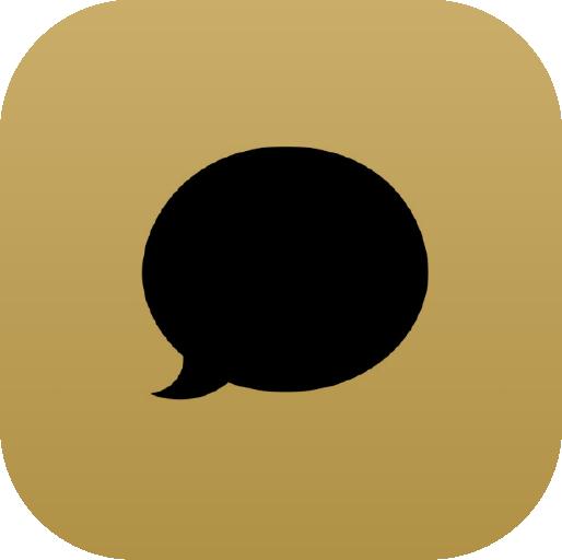 Icons-Black-GoldGradient-Messages