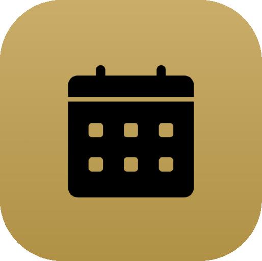 Icons-Black-GoldGradient-Calendar