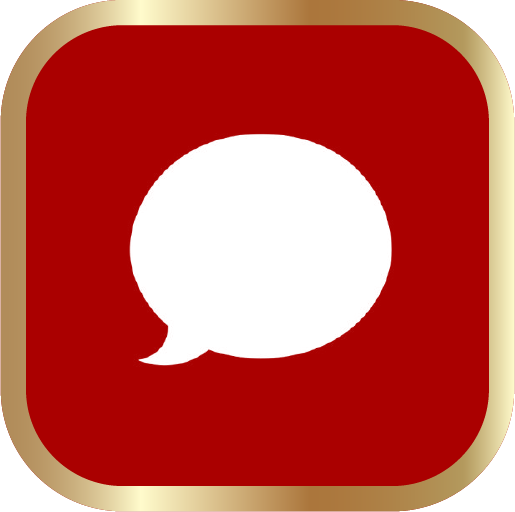 Icons-White-RedwGoldOutline-Messages