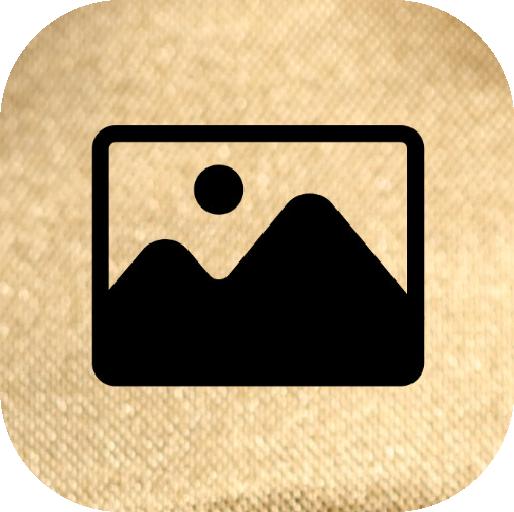 Icons-Black-GoldTexture-Photos