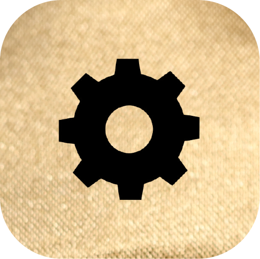 Icons-Black-GoldTexture-Settings