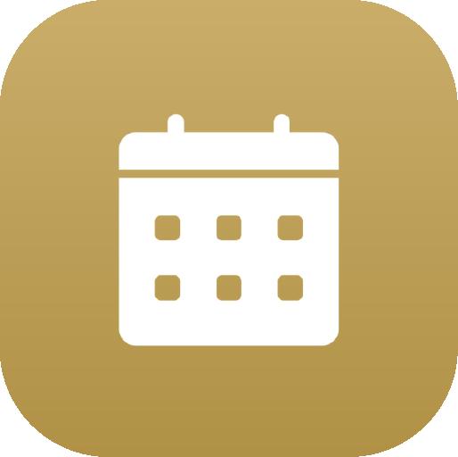 Icons-White-GoldGradient-Calendar