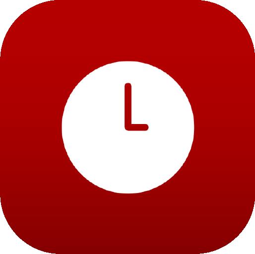 Icons-White-RedGradient-Clock
