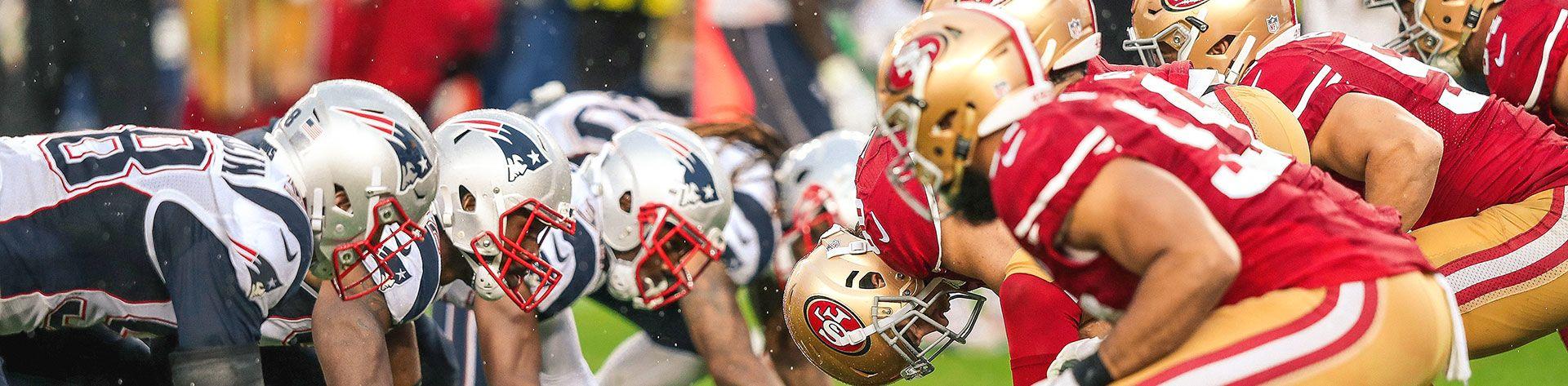 San Francisco 49ers at New England Patriots
