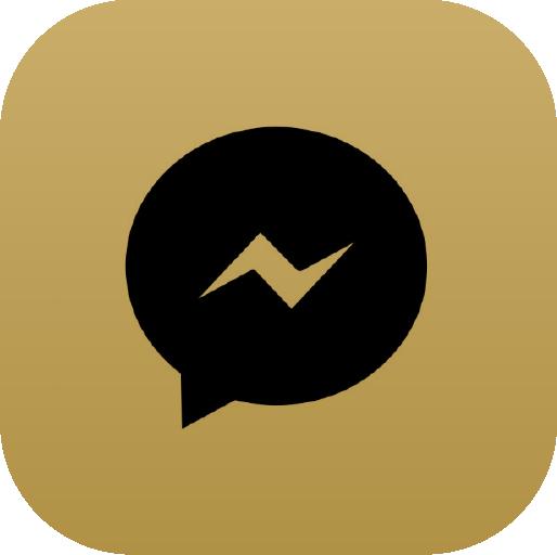 Icons-Black-GoldGradient-Messenger
