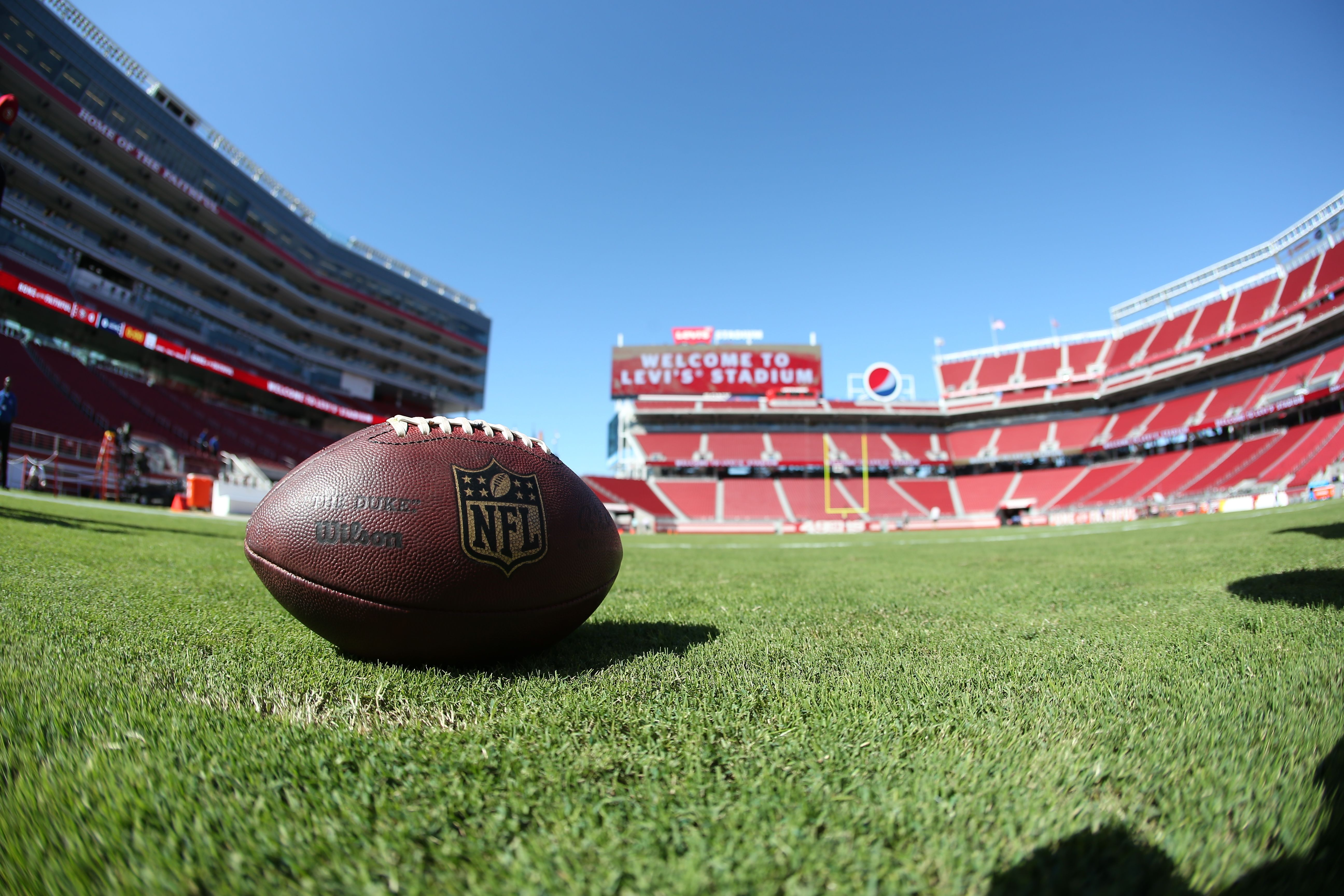 October 22, 2015:  The San Francisco 49ers vs Seattle Seahawks. The 49ers lost to the Seahawks 20-3 at Levi's Stadium in Santa Clara, CA. (Photo © 49ers Photo)