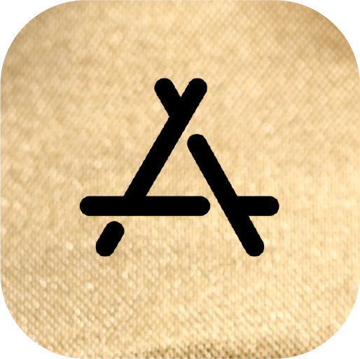 Icons-Black-GoldTexture-AppStore