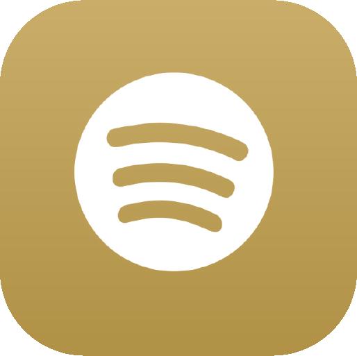 Icons-White-GoldGradient-Spotify