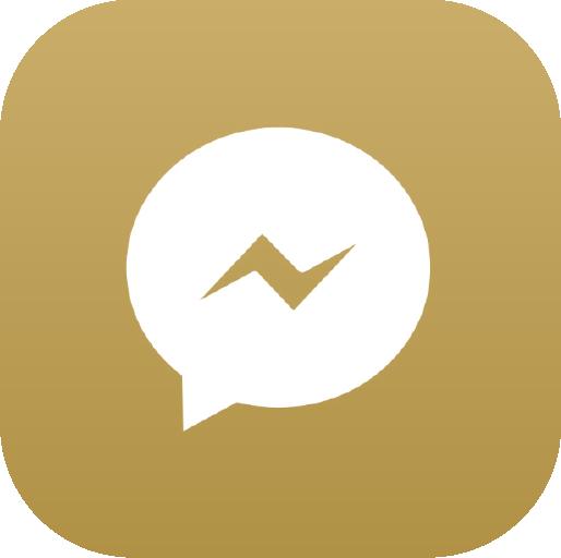 Icons-White-GoldGradient-Messenger