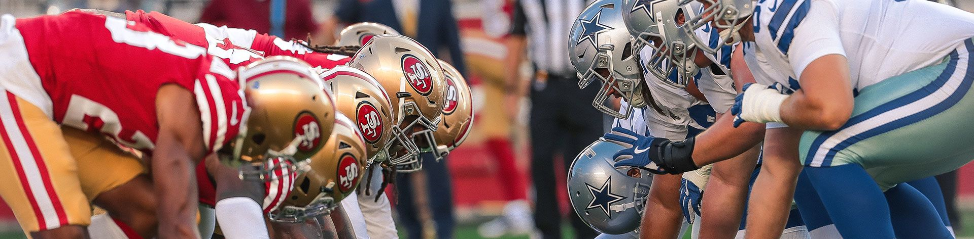 San Francisco 49ers at Dallas Cowboys