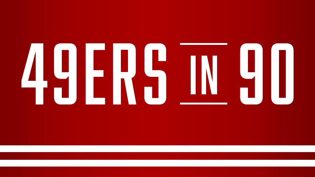 49ers in 90: Get 49ers News on Your Smart Speakers