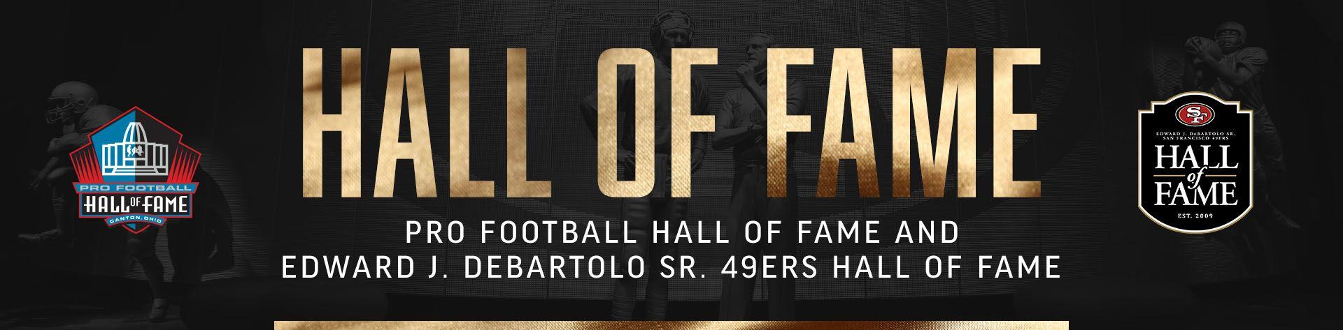 HISTORY-Hall Of Fame