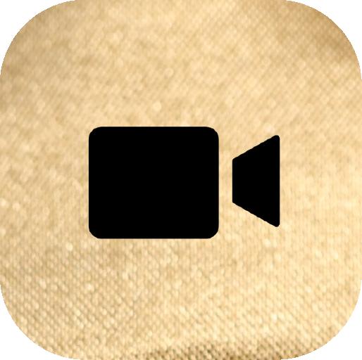 Icons-Black-GoldTexture-Facetime
