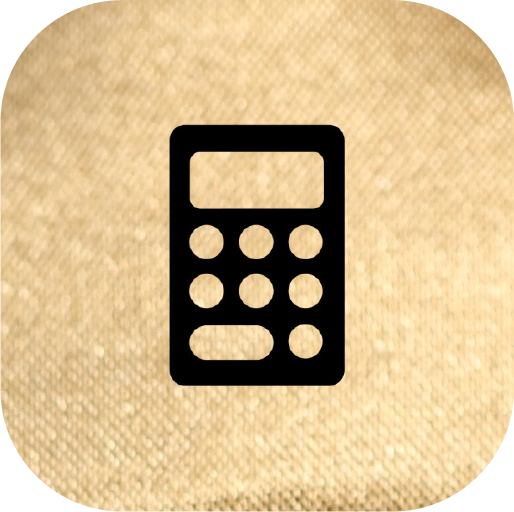 Icons-Black-GoldTexture-Calculator
