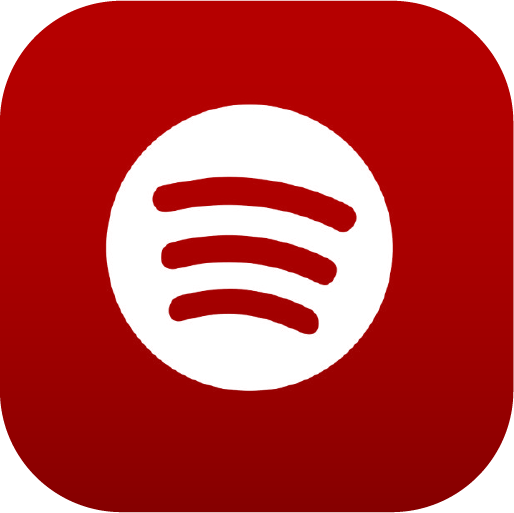 Icons-White-RedGradient-Spotify