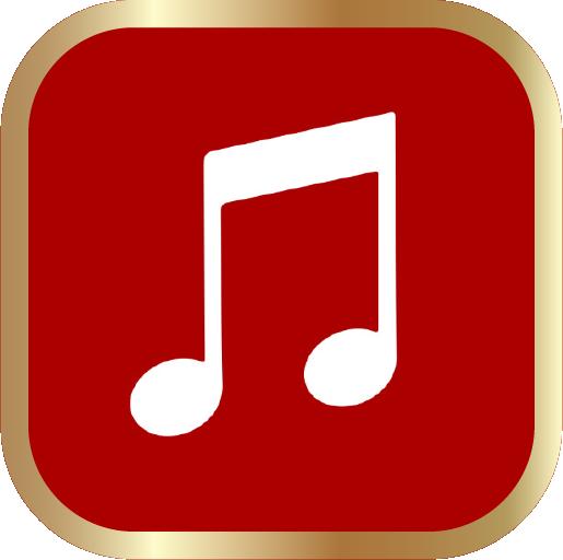 Icons-White-RedwGoldOutline-Music