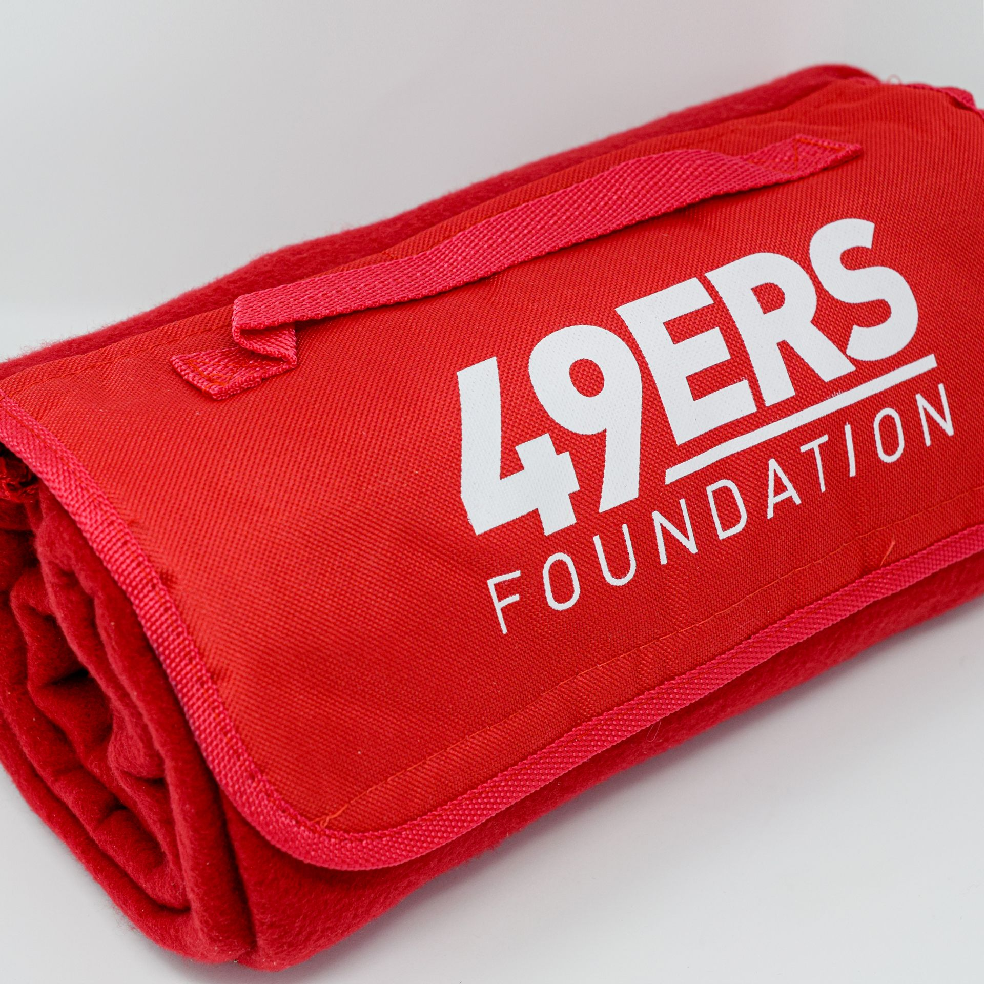 49ers Foundation Fleece Stadium Blanket