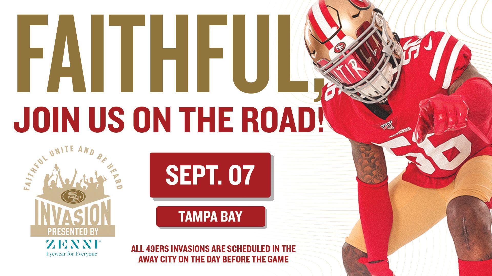 Week 1 @ Tampa Bay