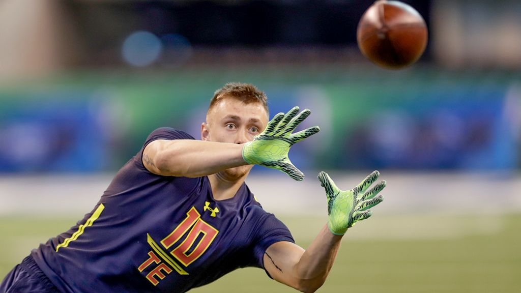 TE George Kittle