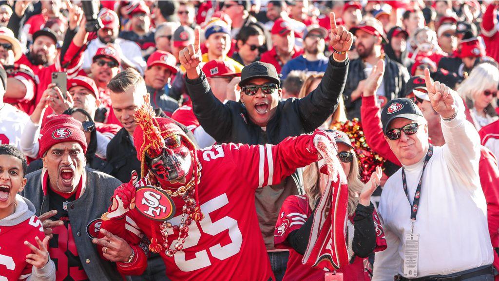 49ers 360° Fancam vs. Minnesota Vikings