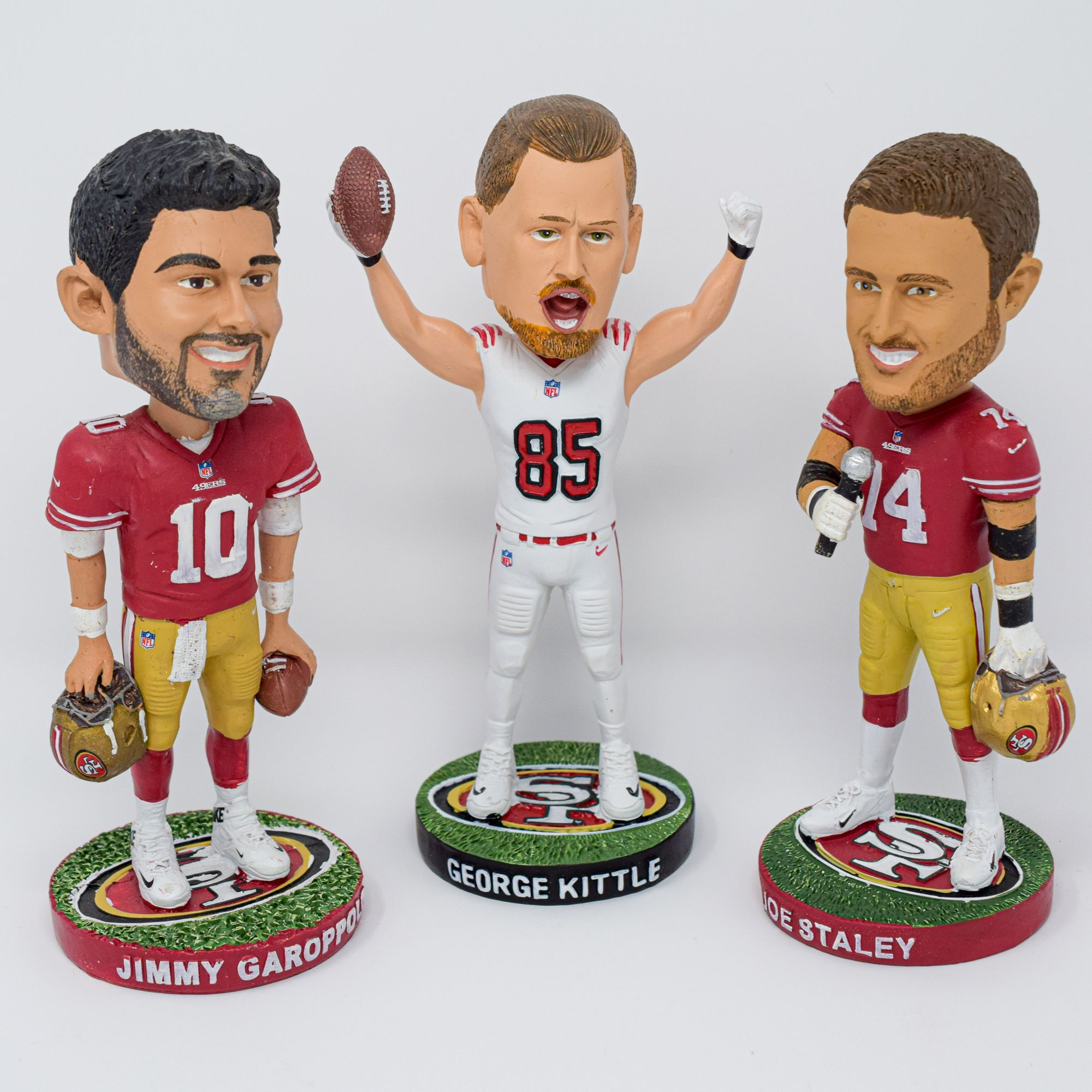 Bobblehead Trifecta