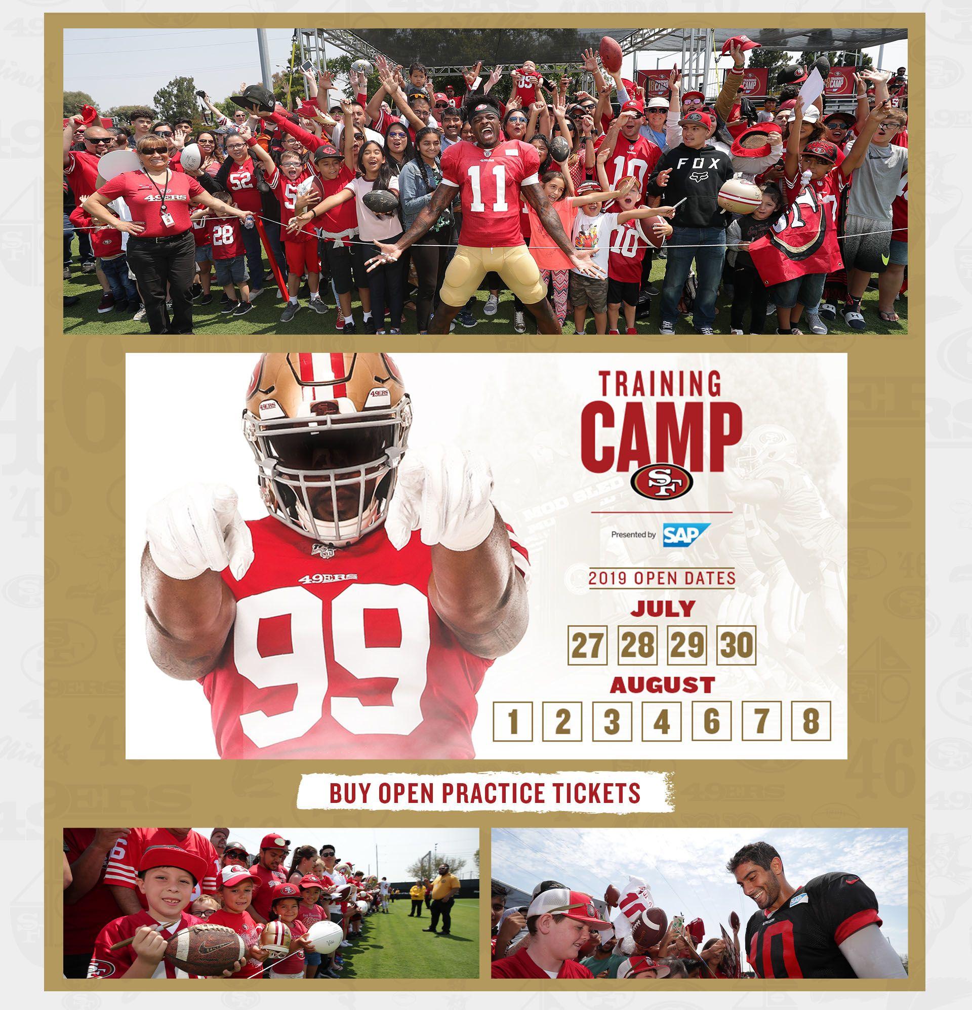 TrainingCamp-Webpage-Training Camp Dates